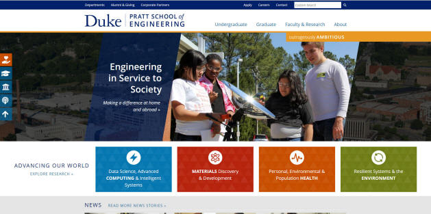 Duke University Engineering School
