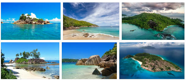 Seychelles: Geography and Map