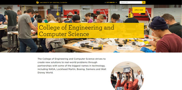University of Central Florida Engineering School