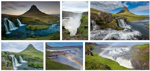Iceland: geography and map
